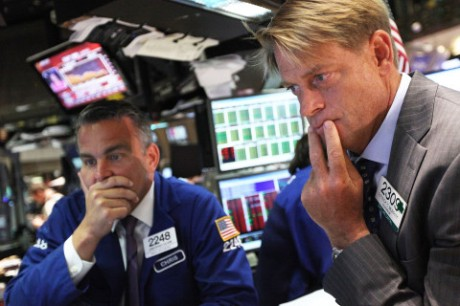 Markets Go Into Freefall As Dow Plunges Over 500 Points